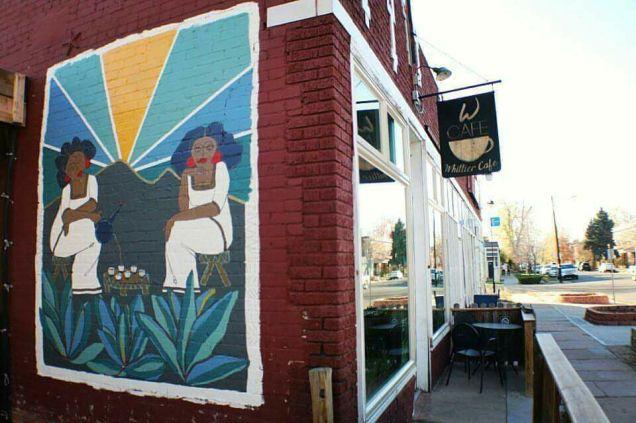 Whittier Cafe Denver