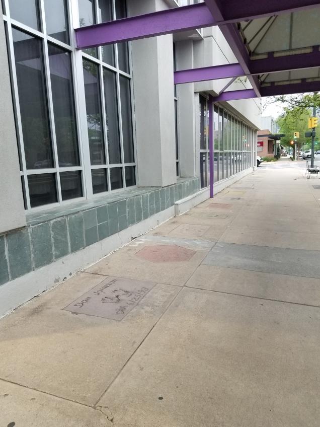 Denver's TV Walk of Fame