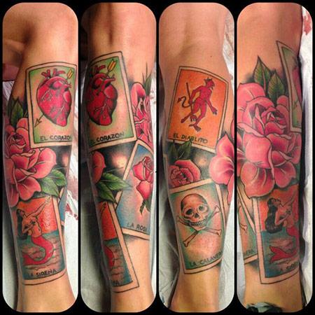 Loteria Tattoo