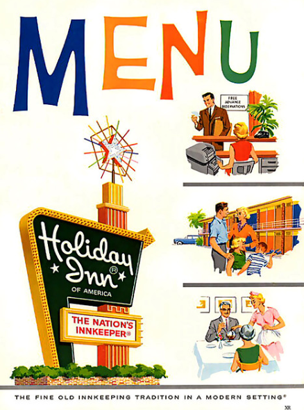 Vintage Holiday Inn