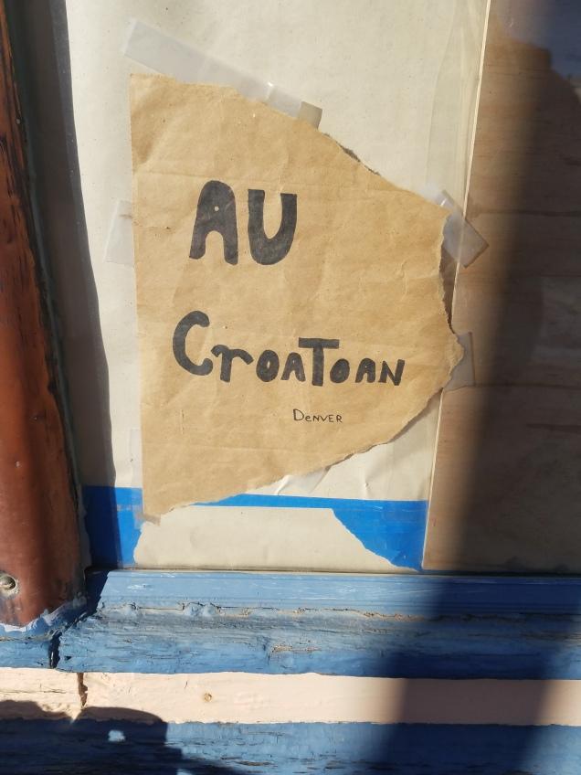 Au Croatoen