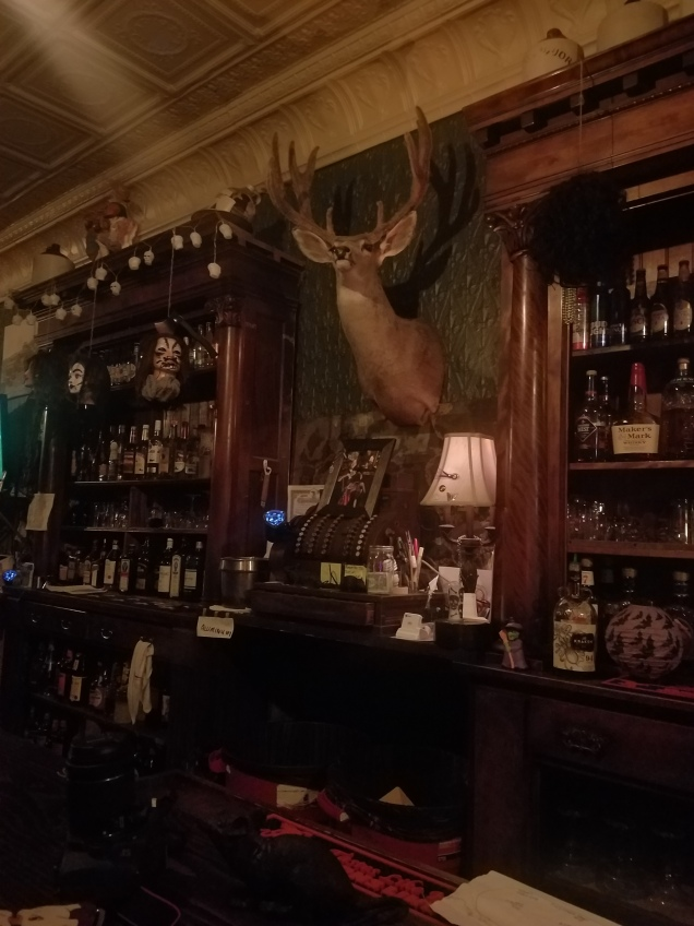 Bar in Victor, CO