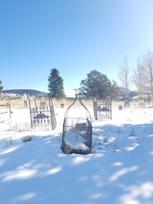 Victor, Colorado Cemetery